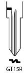 Profil lame GT15R