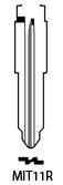 Profil lame MIT11R