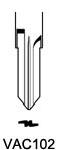 Profil lame VAC102